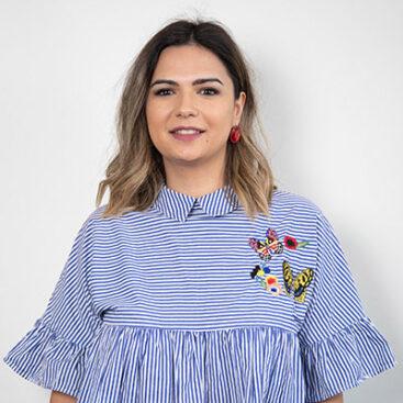 Cátia Silva - Account Porto- MBA Nobrinde