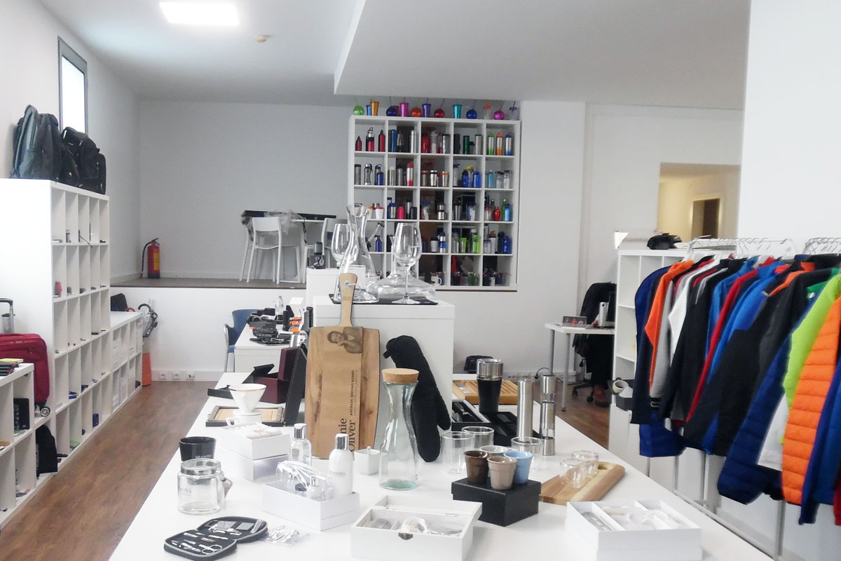 Sobre Nós MBA Nobrinde Instalacoes Lisboa -Parque das Nacoes