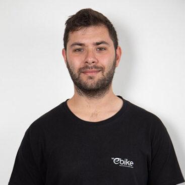 Miguel Lissewski - Técnico - VoltStore - MBA Nobrinde